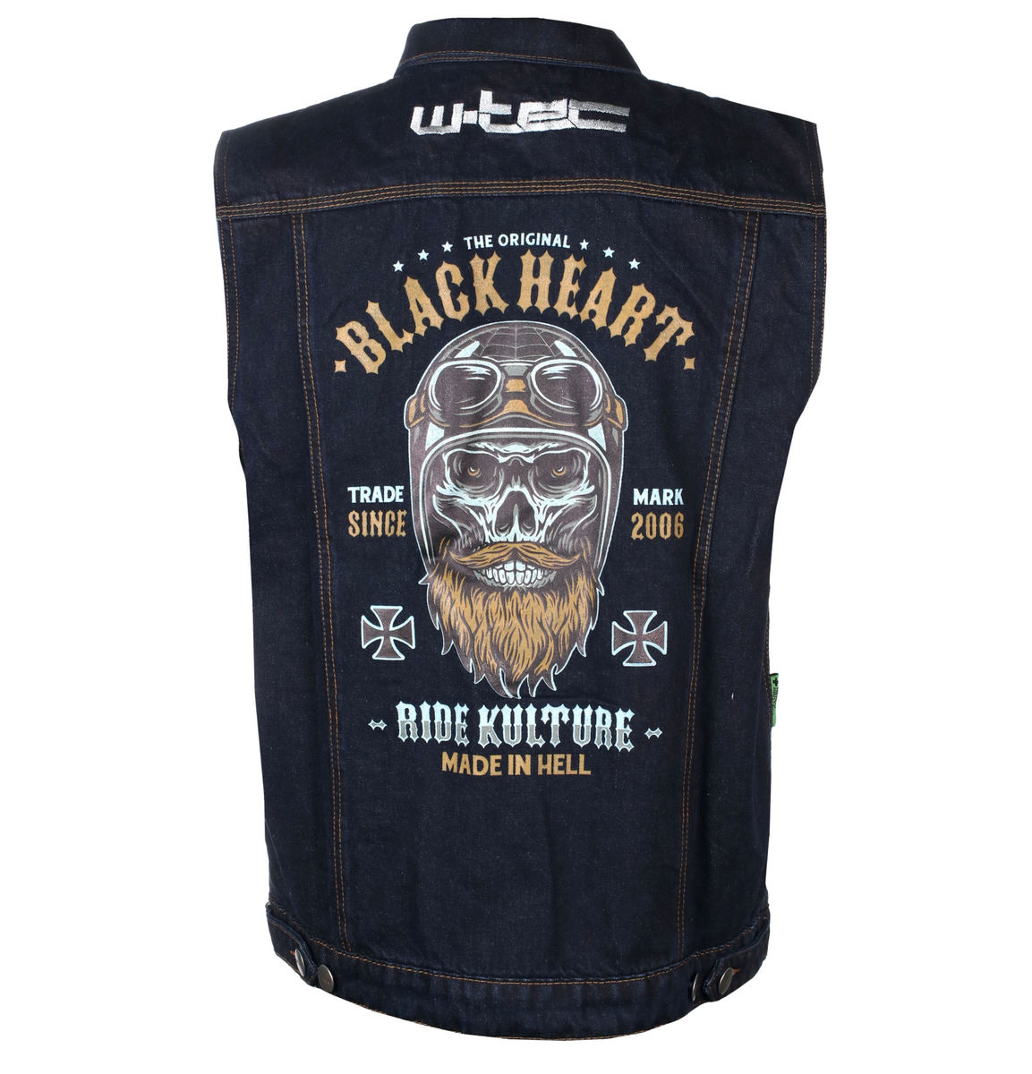 vesta BLACK HEART WHISKERY XL