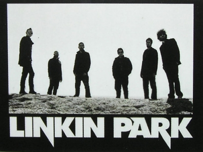vlajka Linkin Park - Sandy Band