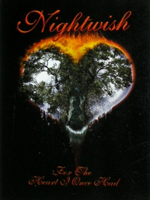 vlajka Nightwish - For The Heart I Once Had - HFL0911