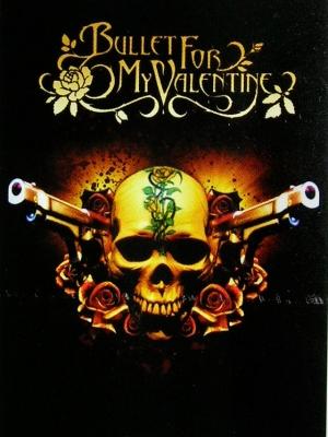 vlajka Bullet For My Valentine - Pistols - HFL0916
