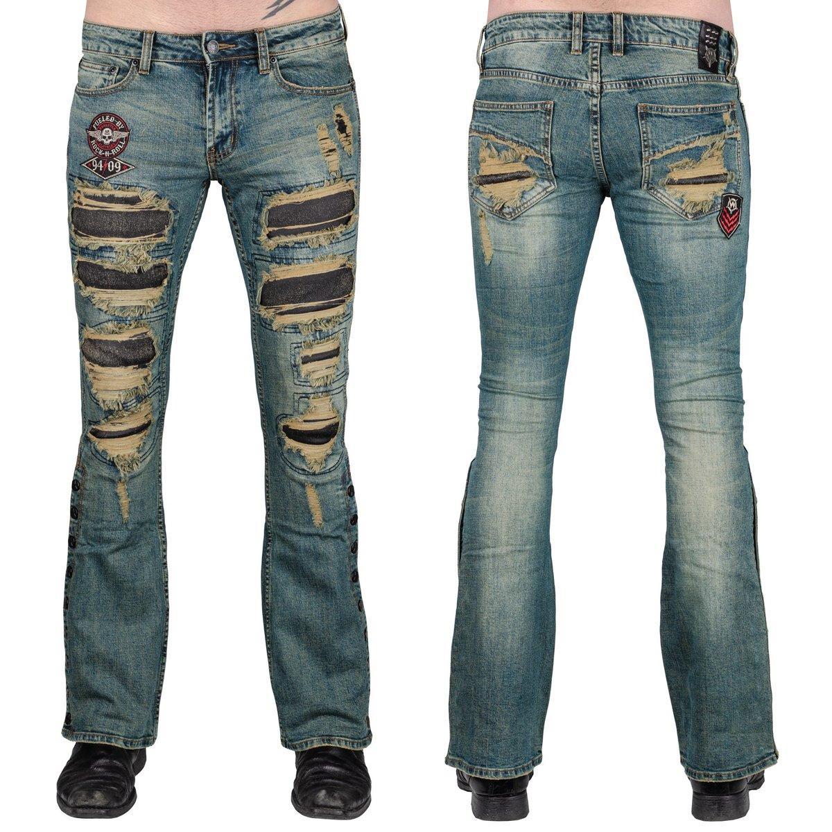 kalhoty pánské (jeans) WORNSTAR - Diurne - WSGP-DIU