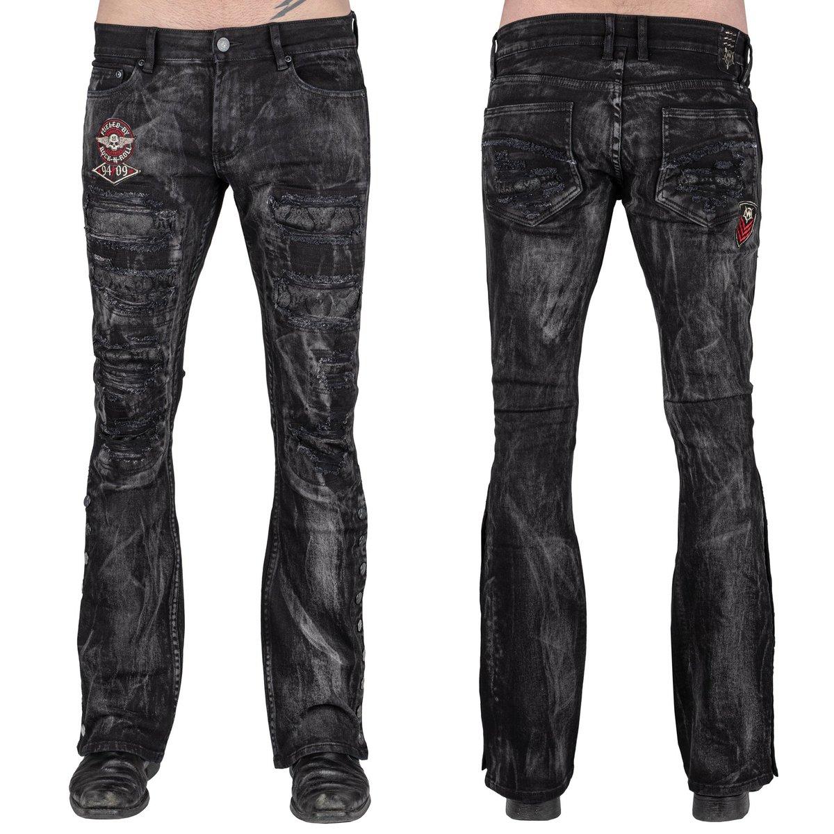 kalhoty pánské (jeans) WORNSTAR - Nocturne - WSGP-NOC
