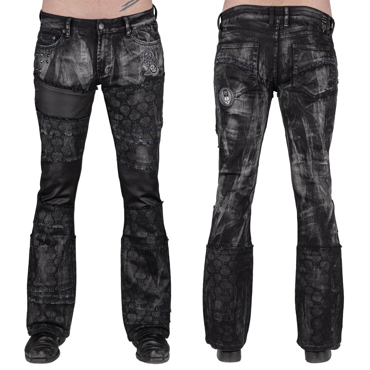 kalhoty pánské (jeans) WORNSTAR - Nightfall - WSGP-NTFL