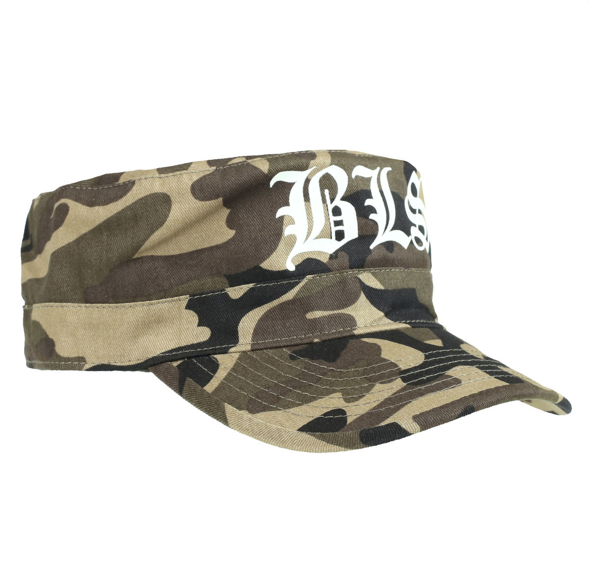 kšiltovka PLASTIC HEAD Black Label Society LOGO (CAMO)