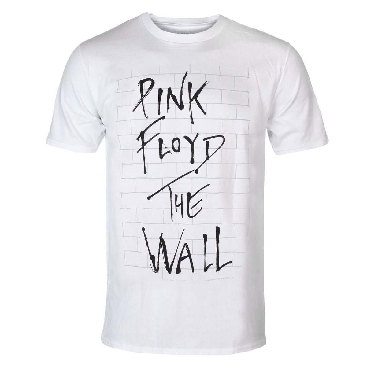 tričko metal LOW FREQUENCY Pink Floyd The Wall album černá S