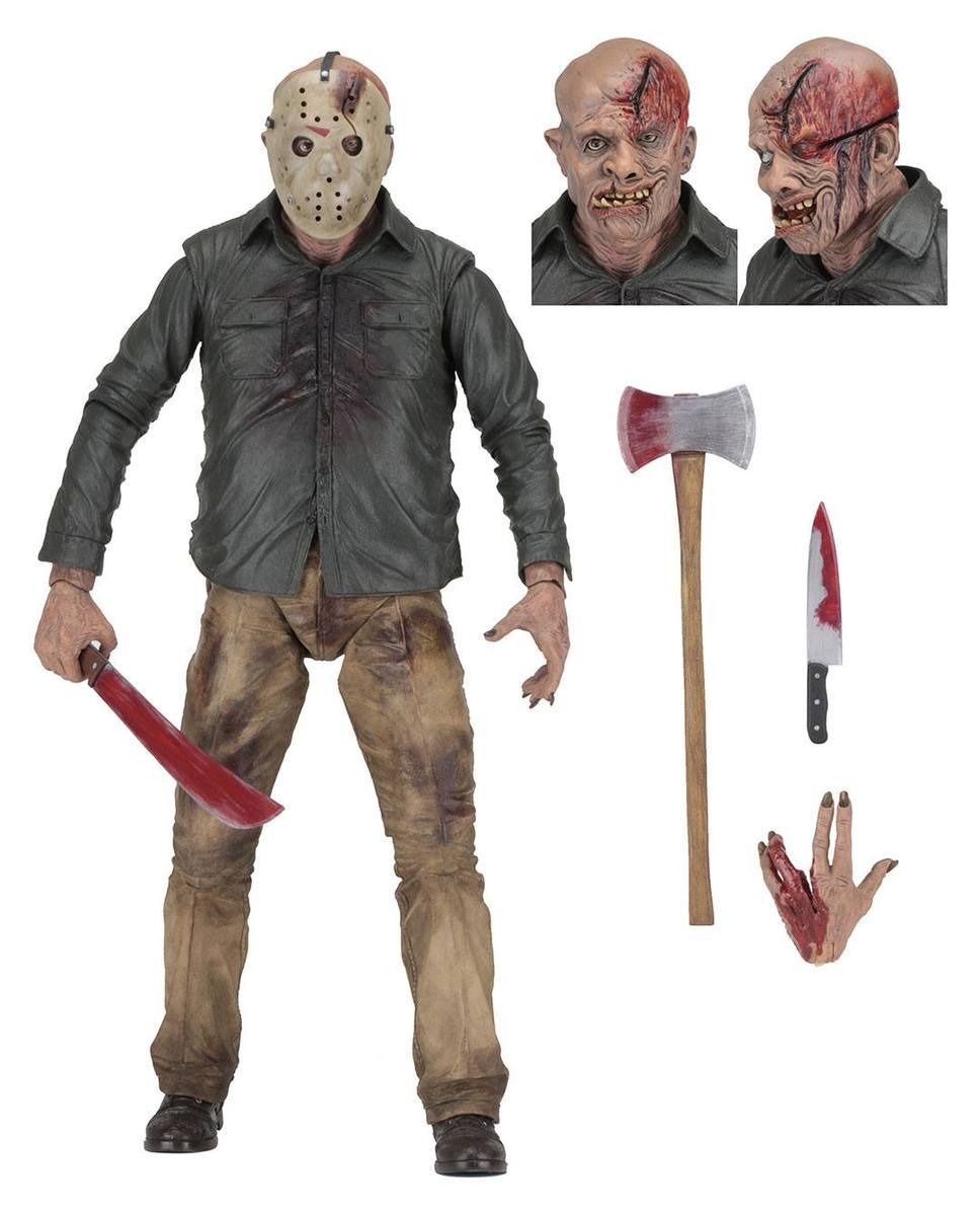 figurka Friday the 13th - Jason - NECA39718